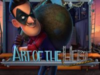 Art of the Heist فتحة آلة