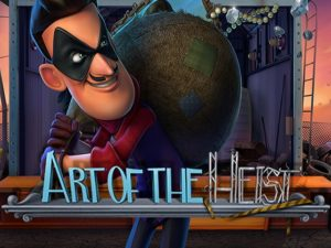 Art of the Heist فتحة آلة