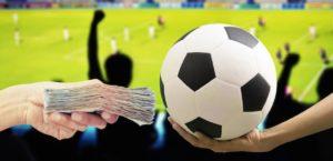 مسابقات كرة القدم في المراهنات الرياضية