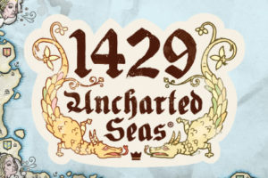 Uncharted seas 1429