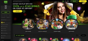 888casino استعراض كازينو على الانترنت