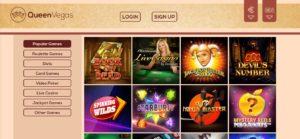 Queen Vegas استعراض كازينو على الانترنت