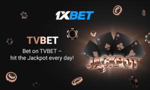 TVbet Jackpot