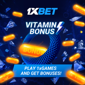 1xbet Vitamin promo