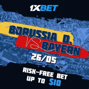 Borussia Bavaria 1xbet